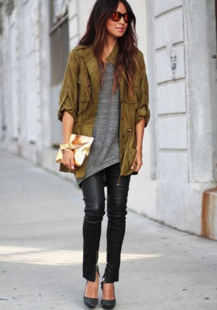 Cintia Cortez_look militar musgo 3
