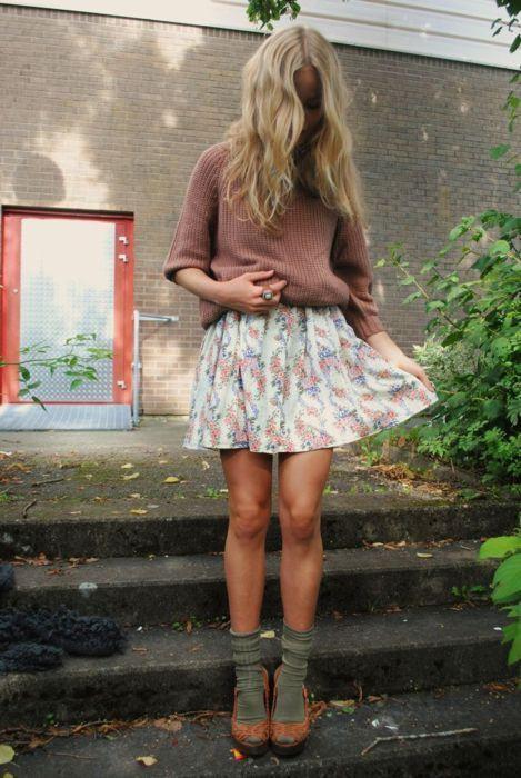 Cintia Cortez_vestido foral no inverno 13