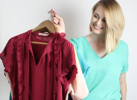 Detox de guarda-roupas: por que é tão importante?