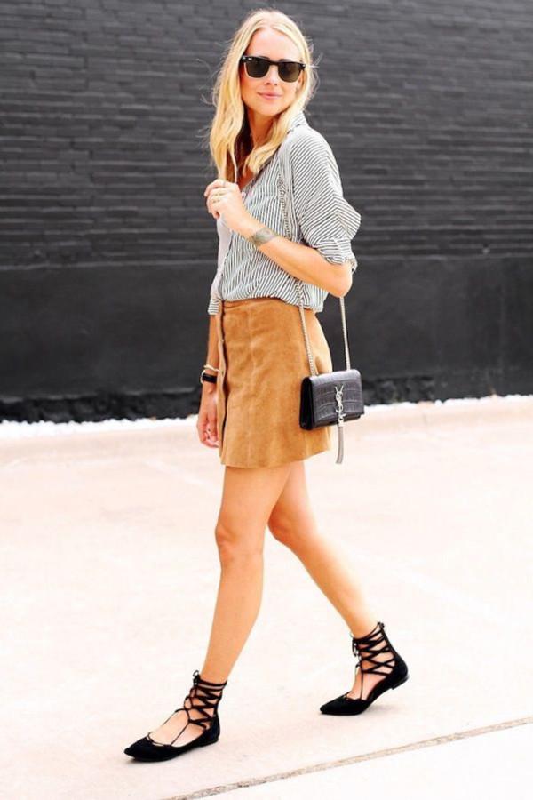 Cintia Cortez_lace up flats 2