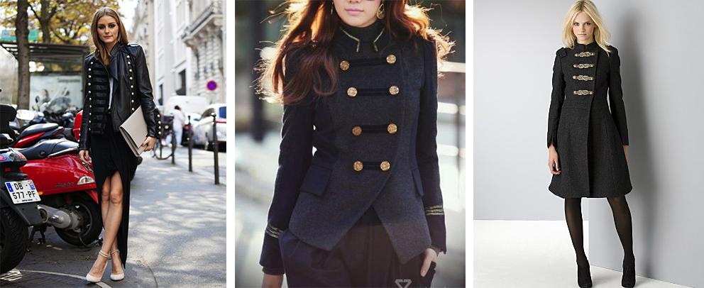 Cíntia Cortez consultora de estilo casacos com botões grandes