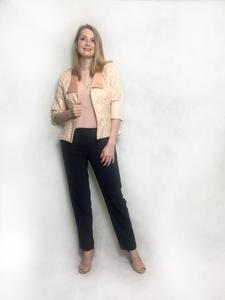 Look para o trabalho _ com blazer _ Cíntia Cortez