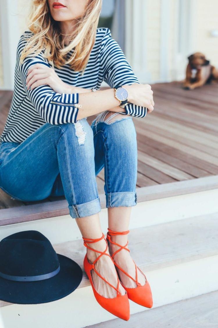 Cintia Cortez_lace up flats 7