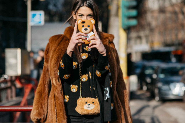 Cintia Cortez _moschino-ready-to-bear 2