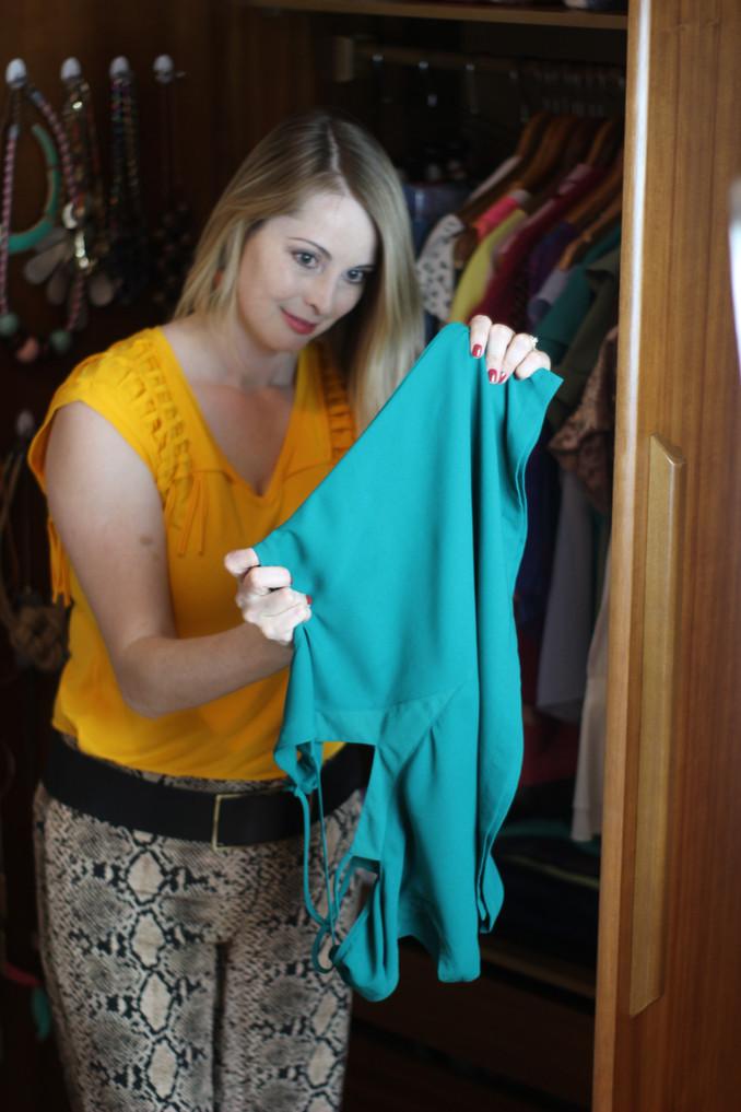 Como identificar a qualidade da roupa