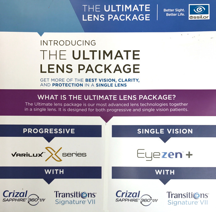 Ultimate Lens Sale Extended!
