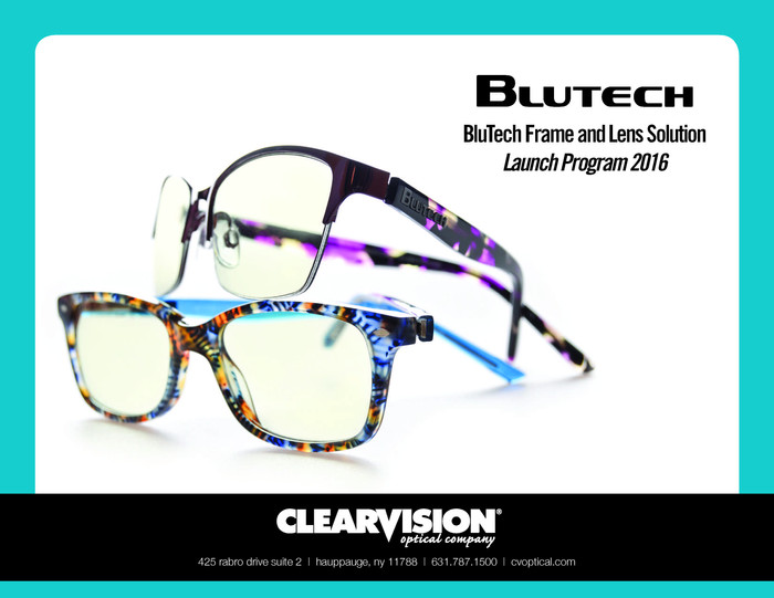 Introducing BluTech Lenses!
