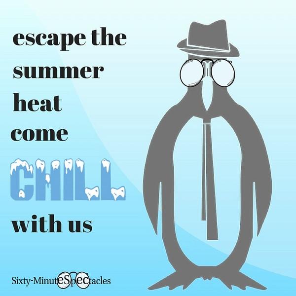 Escape the Heat