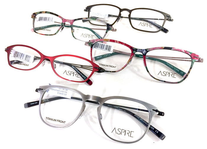 Clearvision's Aspire Collection