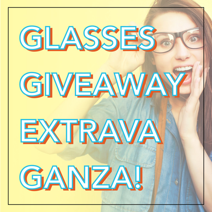 Sixty Minute Spectacles Glasses Giveaway Extravaganza!