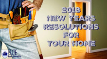 Your Home Has Plans For 2018 Too...
