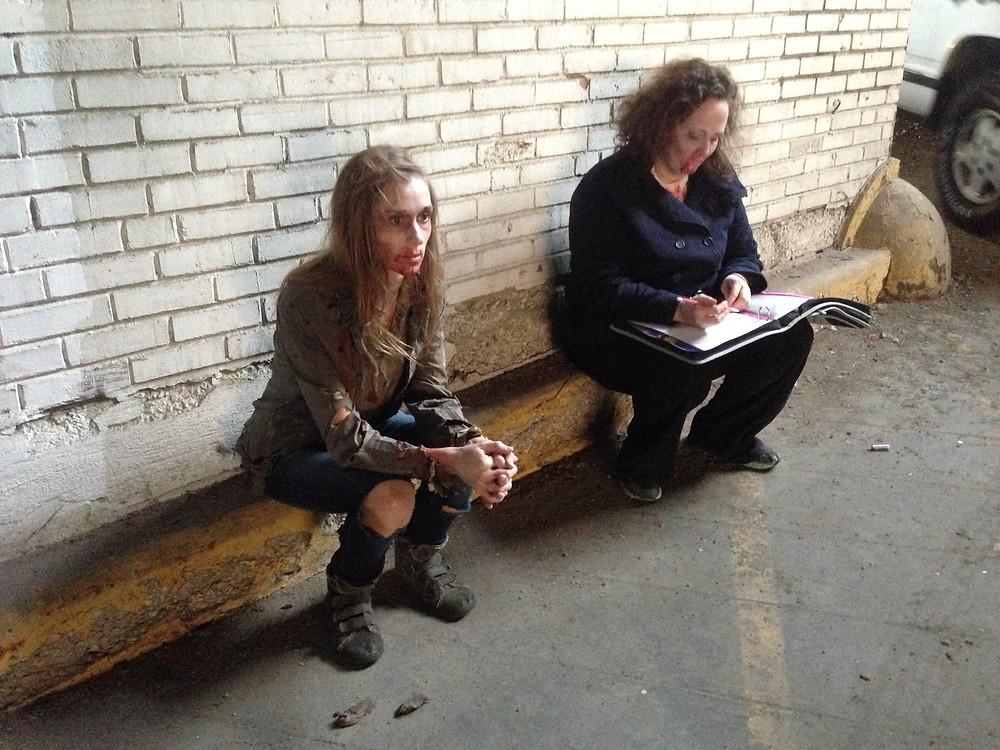 Actors in waiting