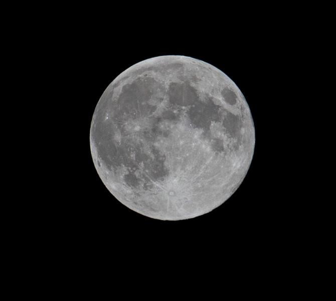 Super Moon Photography