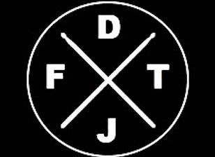FORGET THE DJ logo