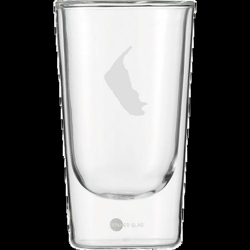 Latte Macchiato Glas Amrum