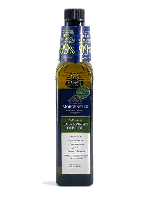 MorgensterExtra Virgin Olive Oil 0,5 Liter