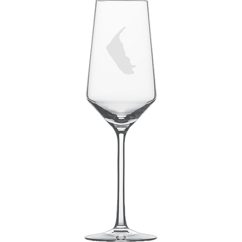 Champagnerglas Amrum 6 Stück