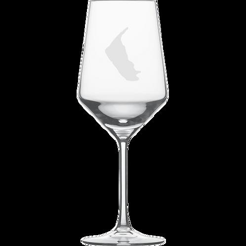 Rotweinglas Amrum 6 Stück