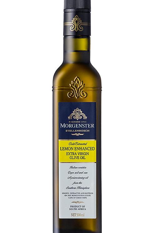 Morgenster Olive Oil Lemon 0,5 Liter