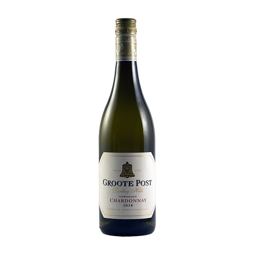 Groote Post unwooded Chardonnay