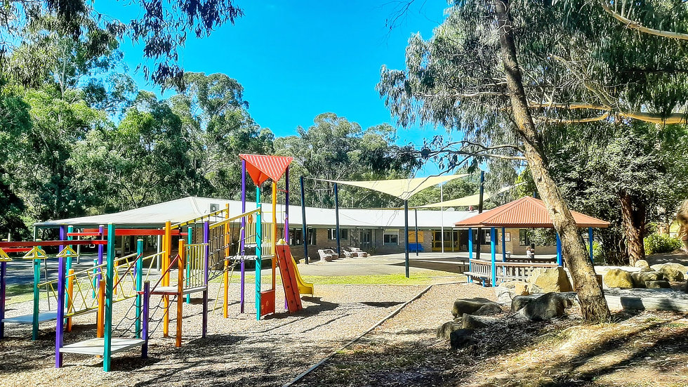 View from playground - St Andrews Primar
