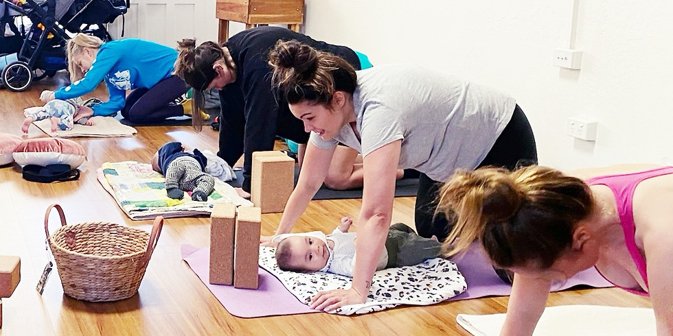Mums and Bubs Term 3 (2022) - Mon 2pm