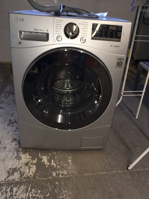 LG washer dryer combo.