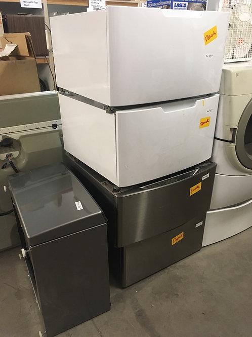 Appliance Storage Bins