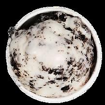 Oreo helado