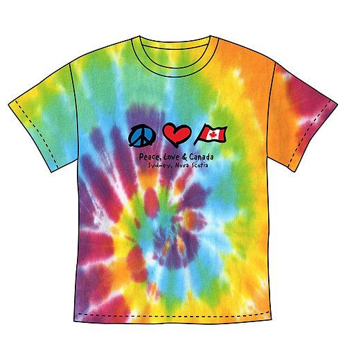 Peace Love Canada Youth