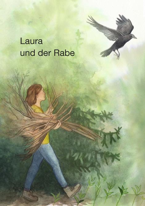 Laura und der Rabe