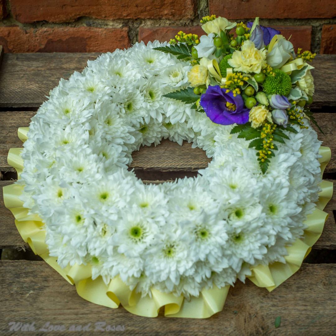 Traditional Wreath (from £80)