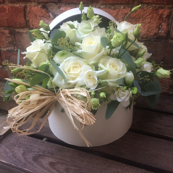 Classic Hatbox (from £40)