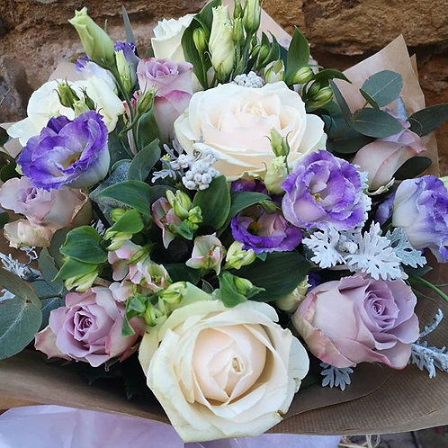 """Mother's Day Bouquet in Spring Pastels """"Florist Choice"""""""
