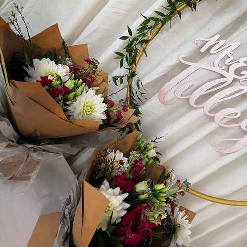 Handtied gift Bouquets (from £35)