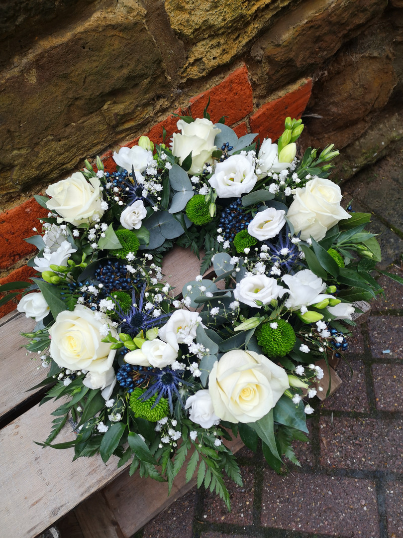 Natural Wreath (from £65)