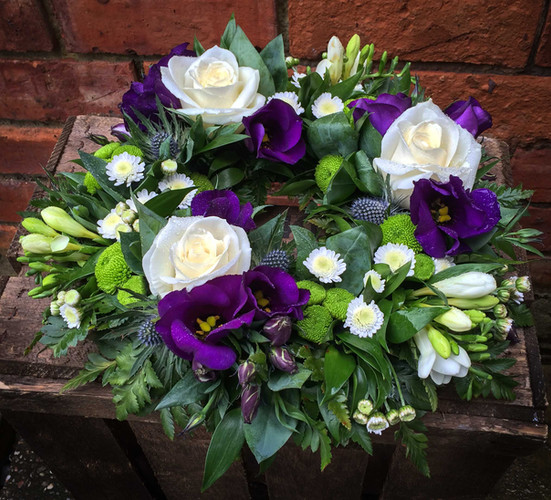 Funeral Wreath (from £55)