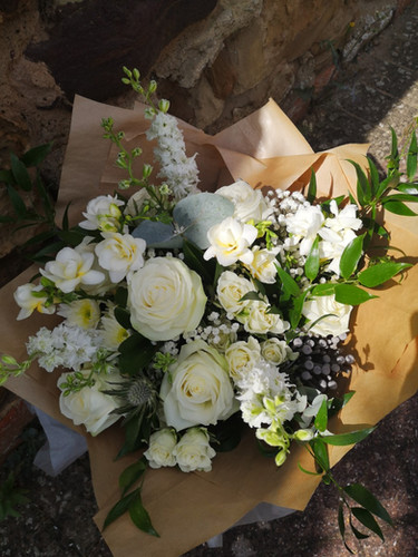 Classic Handtied Bouquet (from £50)