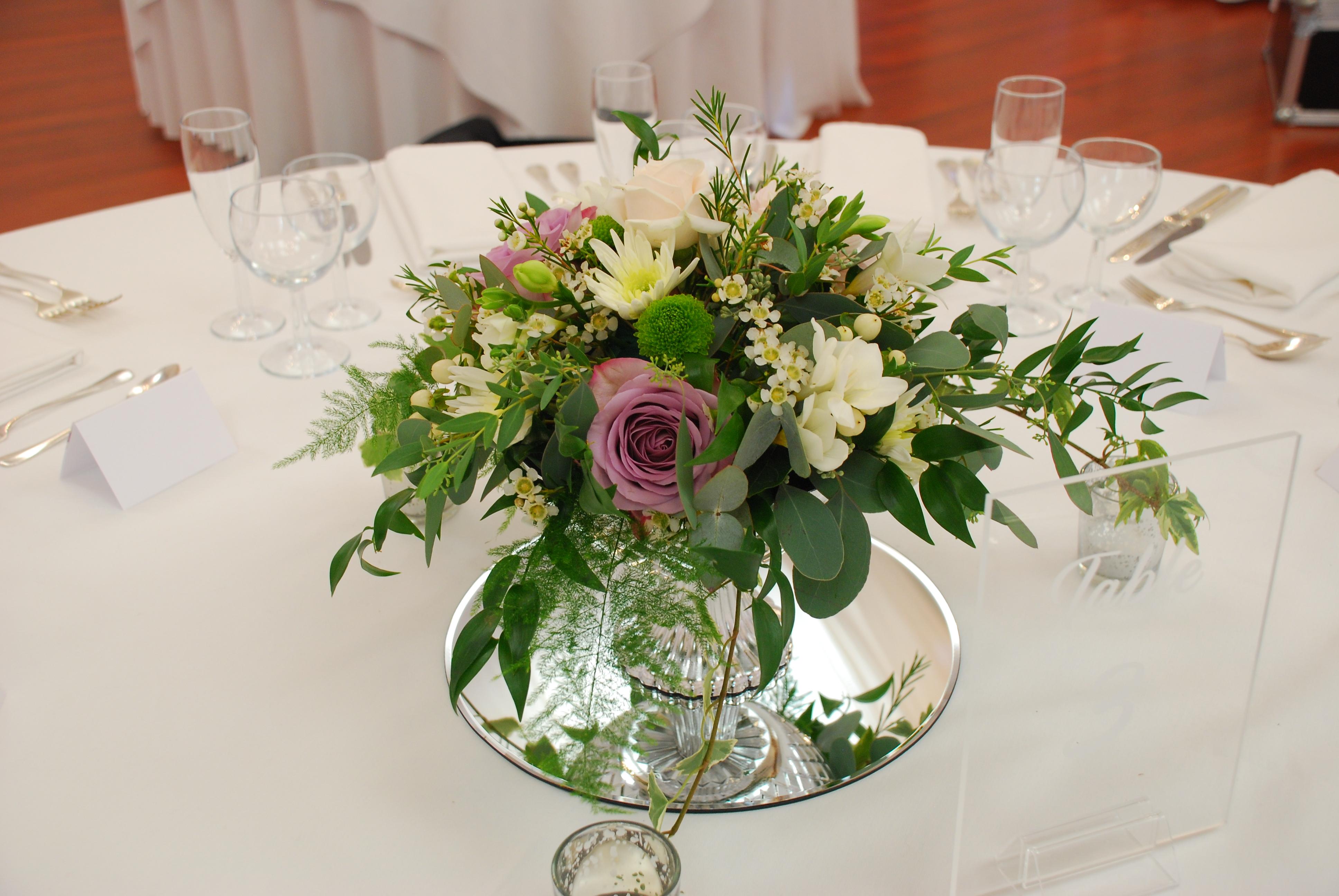 Table Centre Brampton Grange With Love a