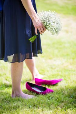 Bridesmaid Bouquet Gypsophila Bouquet Wi