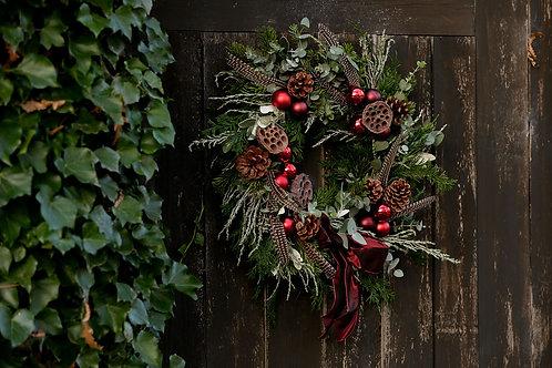 Luxury Handmade Door Wreath