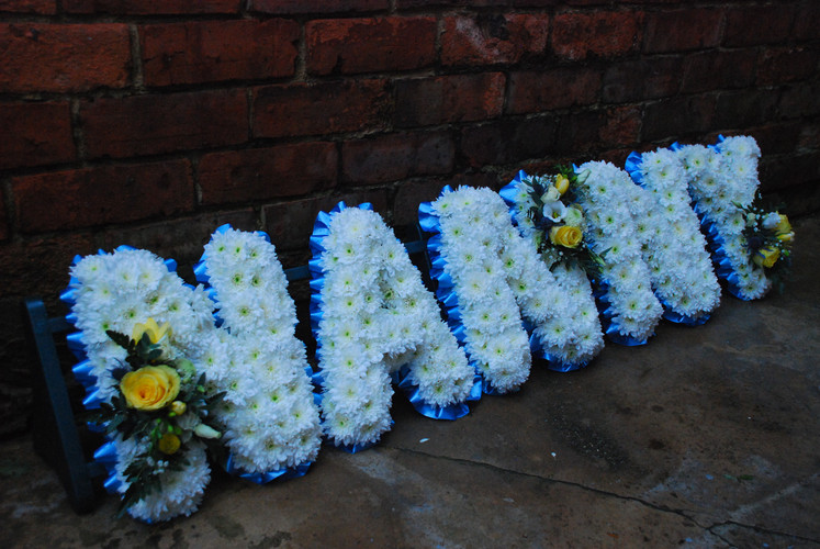 Funeral Letters (from £45 each)