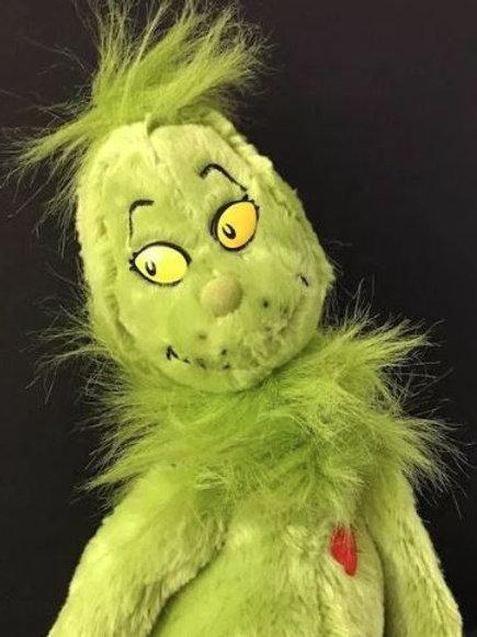 Grinch Plush Rental