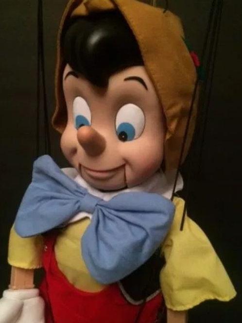 Pinocchio Marionette Rental