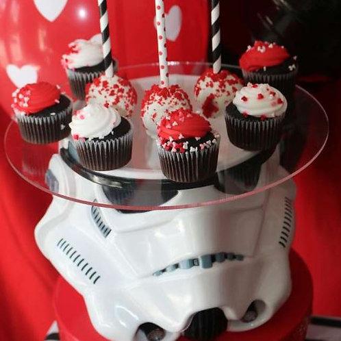 Stormtrooper Cupcake Stand Rental