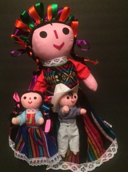 Mexican Rag Dolls Rental