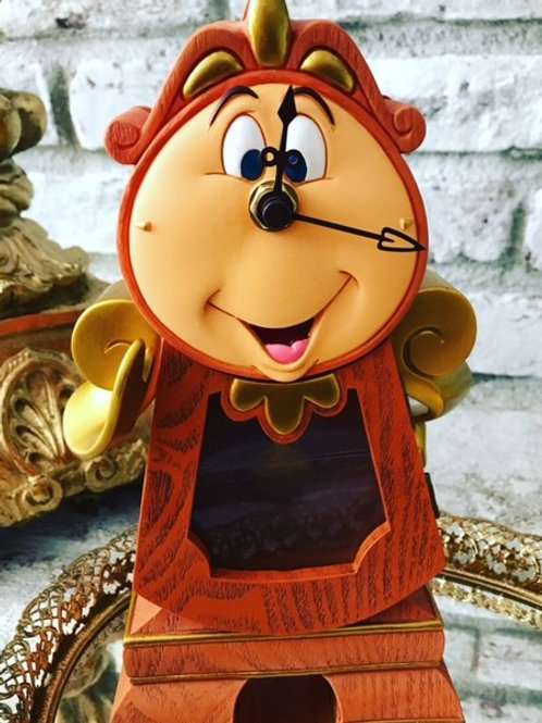 Beauty and the Beast – Cogsworth Rental