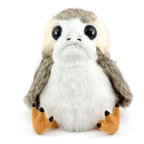 Star Wars Porg Action Plush Rental