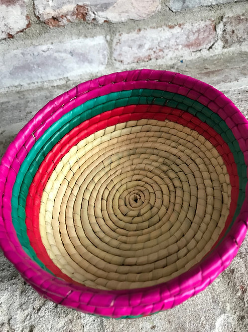 Mexican Round Basket Rental