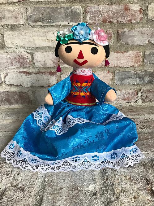 Frida Kahlo Rag Doll Rental